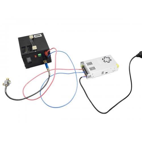 Блок питания 220V для портативного PCP компрессора 12-220V