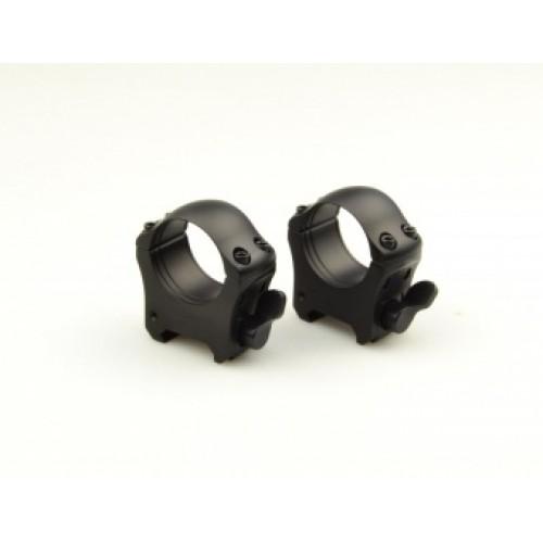 Быстросъемные кольца MAK на Weaver кольца 34мм, BH12мм