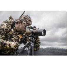 Зрительная труба Burris Spotter Signature HD 20-60x85с наклонным окуляром,черно-коричневая
