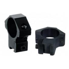 Кольца Leapers 25,4 мм на планку 10-12 мм средние