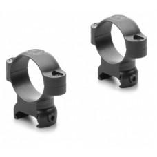 Кольца Leupold LRW Weaver на 25.4 мм средние, стальные