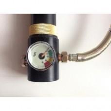 Насос AirMax 300 манометр, фильтр, осушитель