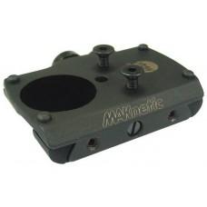 Крепление MAKnetic для коллиматора Docter Sight на призму 12мм
