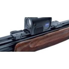 Основание Recknagel на Weaver для установки на гладкоствольные ружья (ширина 8-9мм)