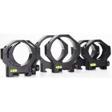 Кольца Tier-One Picatinny Ringset 30 mm Extra-High
