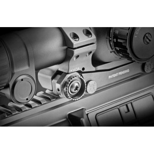 Быстросъемный кронштейн Recknagel EraTac на Weaver/Picatinny 30 мм, Bh 25 мм, 0-70MOA