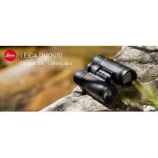 Бинокль Leica Duovid 10-15x50 HD