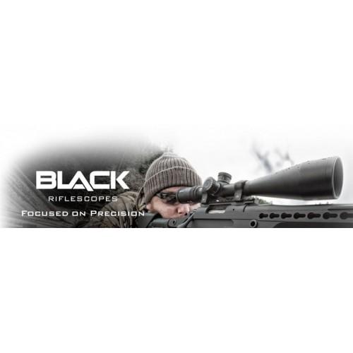 Оптический прицел Nikon Black X1000 6-24x50 SF IL M с подсветкой