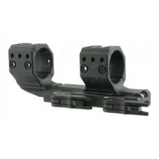 Быстросъемный моноблок Spuhr ISMS Picatinny c выносом, ø34 мм, BH=34 мм , наклон 0 MIL