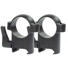 Быстросъемные кольца Burris Zee quick на 26 мм (раздельные) на Weaver средние