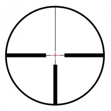 Оптический прицел Hakko Hunter 1,5-6x40