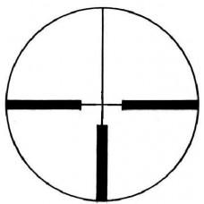 Оптический прицел Hakko Hunter 4-12x50