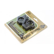 Кольца Leapers 26 мм на планку 10-12 мм средние (один винт)
