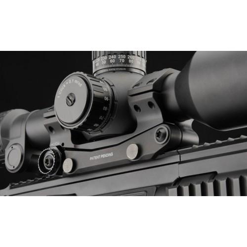 Быстросъемный кронштейн Recknagel EraTac на Weaver/Picatinny 34 мм, Bh=25 мм, 0-70МОА