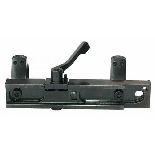 Быстросъемный моноблок Sako, 2 кольца 30 мм Low на Sako TRG 21...42