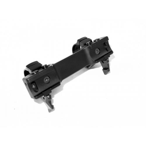Быстросъемный кронштейн Innomount Sauer 404 кольца 30 мм