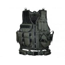 Тактический разгрузочный жилет UTG Leapers чёрный