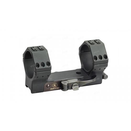 Быстросъемный моноблок Contessa Tactical, кольца 34 мм, BH = 15 мм, на Picatinny, 20 MOA
