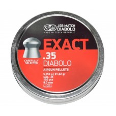 Пульки JSB Diabolo Exact кал. 9 мм 5,2 г.