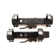 Единое быстросъемное основание Contessa на призму 12 мм с выносом, с кольцами 26 мм, BH=7.5 мм