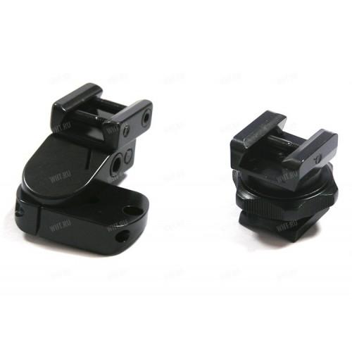 Быстросъемный поворотный кронштейн MAK, Sako 75/85, призма LM, BH=17 мм, KR=34 мм
