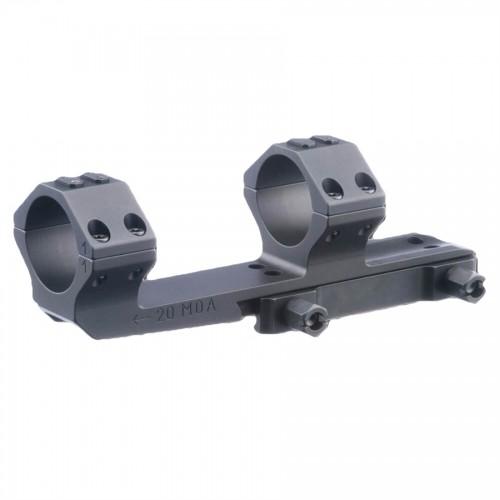 Быстросъемный кронштейн Recknagel EraTac на Weaver/Picatinny 34 мм, Bh=13мм, 20MOA с выносом