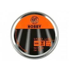 Пульки RWS Hobby 4,5 мм 0,45 г. 7,0 гр.