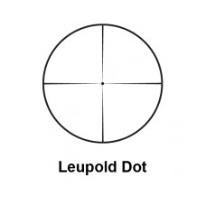 Оптический прицел Leupold FX-3 12x40 AO Target Matte