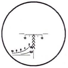 Оптический прицел ПОСП 4-8х42Т (Тигр/СКС)