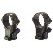 Быстросъемные кольца MAK 26 мм с базами на H&K SLB 2000