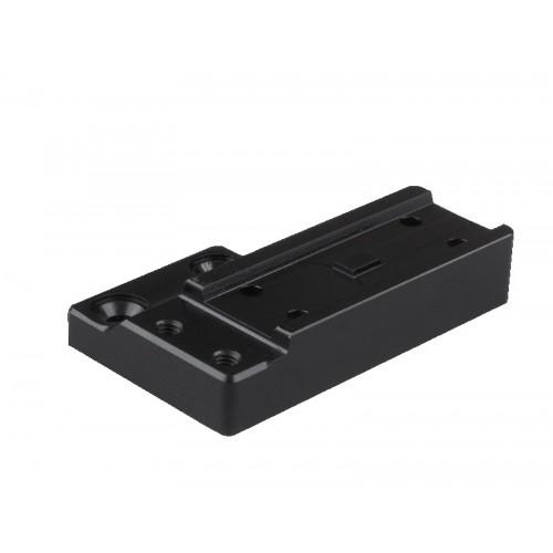 Адаптер Spuhr для установки коллиматорных прицелов Aimpoint Micro