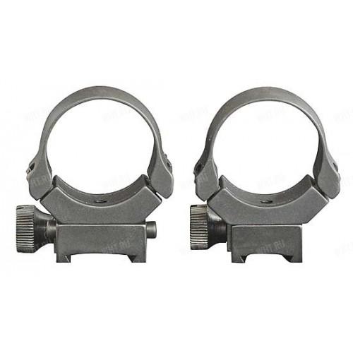 Быстросъемные раздельные кольца EAW на Sako 75/85, 26 мм, BH 15 мм