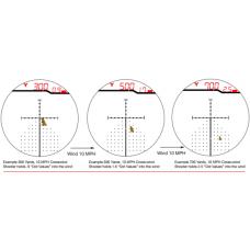 Оптический прицел Burris Laser Eliminator III 3-12x44 с лазерным дальномером