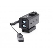 Лазерный дальномер Venator для оптических и тепловизионных прицелов