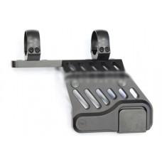 Боковой кронштейн MAK-Milmont на Тигр/СВД, кольца 30 мм, BH=2.5 мм