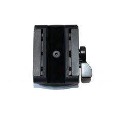 Быстросъемный кронштейн MAKnetic® Aimpoint Micro на вентилируемую планку ружья шириной 12 мм
