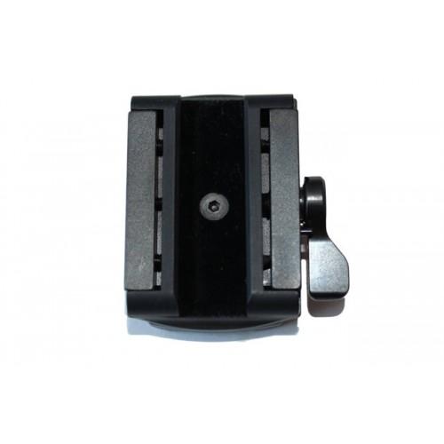 Быстросъемный кронштейн MAKnetic® Aimpoint Micro на вентилируемую планку ружья шириной 14 мм