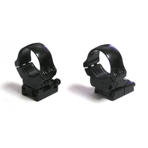 Быстросъемный поворотный кронштейн Apel EAW на Sako, 26 мм