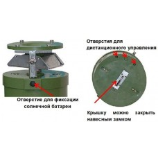 Автоматический разбрасыватель прикорма Power Feeder, 12В