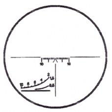 Оптический прицел ПОСП 2.5-5х24 (Тигр/СКС)