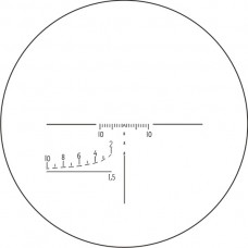 Оптический прицел НПЗ ПО 4х24 (Тигр, СКС)