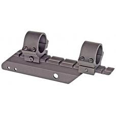 Седельный кронштейн B-Square с верхней базой Weaver и кольцами 25.4 мм на Winchester 94 мод. 30-30