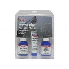 Набор для воронения Birchwood Perma Blue Paste Gun Blue Kit