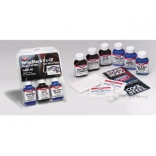 Набор для воронения и ухода за ложей Birchwood Deluxe Perma Blue® & Tru-Oil® Finishing Kit