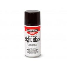 Краска чёрная матовая Birchwood Sight Black™ 233г